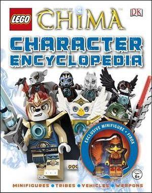 LEGO Legends of Chima Character Encyclopedia - Dorling Kindersley