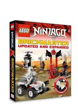 LEGO Ninjago Brickmaster : Updated and Expanded - Dorling Kindersley