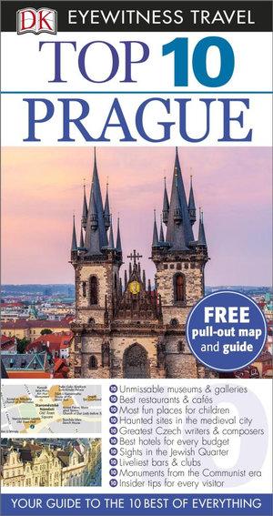 Prague : DK Eyewitness Top 10 Travel Guide - Dorling Kindersley