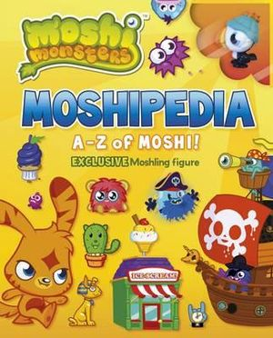 Moshi Monsters Moshipedia : A - Z of Moshi  - Sunbird
