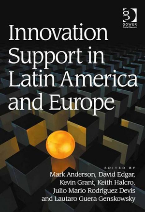 Innovation Support in Latin America and Europe : Theory, Practice and Policy in Innovation and Innovation Systems - Mark Anderson