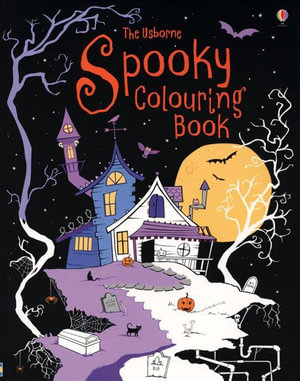 Spooky Colouring Book - Kirsteen Rogers