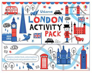 London Activity Pack : Usborne Activity Packs