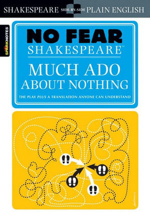 Much Ado about Nothing (No Fear Shakespeare Series) - William Shakespeare