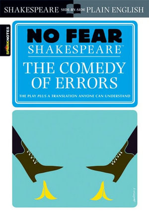 A Comedy of Errors (No Fear Shakespeare Series) - William Shakespeare