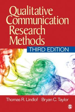 Qualitative Communication Research Methods - Thomas R. Lindlof