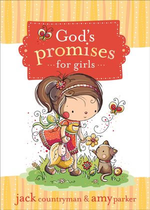 God's Promises for Girls - Jack Countryman