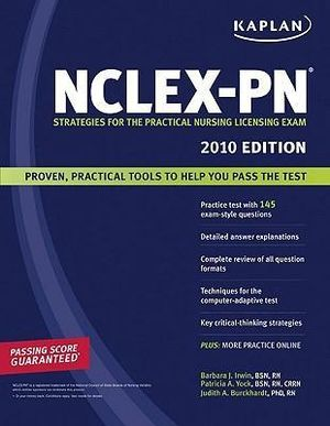 what is the best nclex pn review book 2012