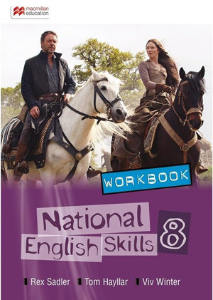 National English Skills 8 : Student Workbook  & eBook - Australian Curriculum Edition - Rex Sadler