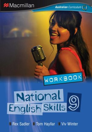 National English Skills 9 : Student Workbook  & eBook - Australian Curriculum Edition - Rex Sadler