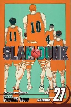 Slam Dunk, Vol. 27 Takehiko Inoue