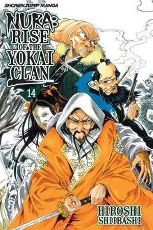 Nura: 14 : Rise of the Yokai Clan - Hiroshi Shiibashi