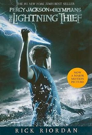 Booktopia Percy Jackson And The Lightning Thief Film Tie In Percy Jackson