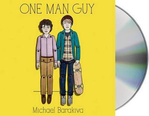 One Man Guy - Michael Barakiva