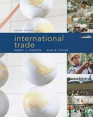 International Trade : 2nd Edition - Robert C. Feenstra