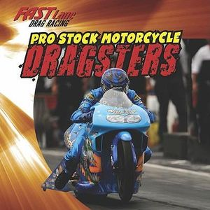 Pro Stock Motorcycle Dragsters : Fast Lane Drag Racing - Tyrone Georgiou