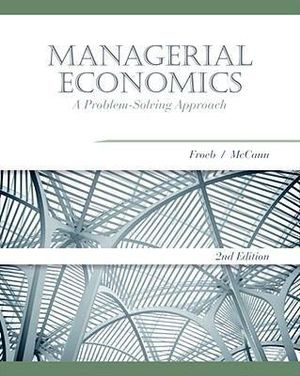 managerial econ problems This subject provides an introduction to the fundamentals of microeconomics, strategy and key issues in macroeconomics, and applies this knowledge to business.