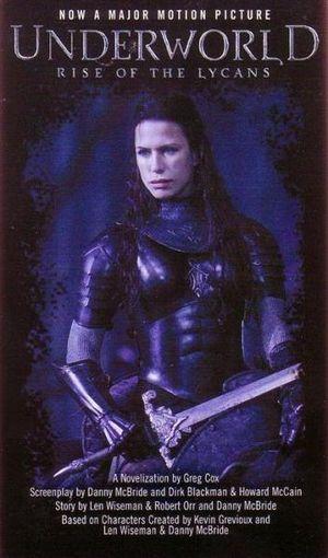Underworld : Rise of the Lycans : Underworld (Pocket Star Books) - Greg Cox