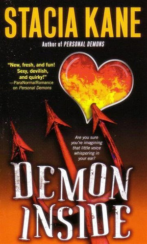 Demon Inside - Stacia Kane
