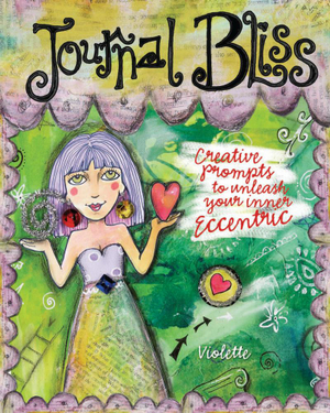 Journal Bliss - Violette