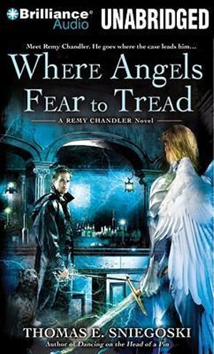 Where Angels Fear to Tread : Playaway Adult Nonfiction - Thomas E Sniegoski