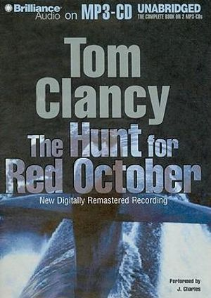 a review of the novel the hunt for red october by tom clancy Listen to hunt for red october audiobook by tom clancy stream and download audiobooks to your computer, tablet or mobile phone bestsellers and latest releases try any audiobook free.