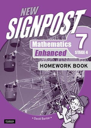 new signpost maths superior 7 studying book