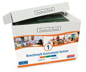 Fountas and Pinnell Benchmark Assessment System 1 : K-2 (Levels A-L) - Irene Fountas