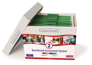 Fountas & Pinnell Benchmark Assessment System 2 (3-8 Levels L-Z) - Irene Fountas