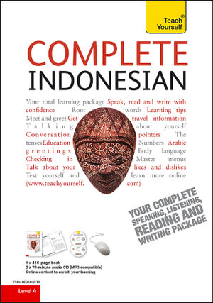 Complete Indonesian (Bahasa Indonesia) : Teach Yourself  - Christopher Byrnes