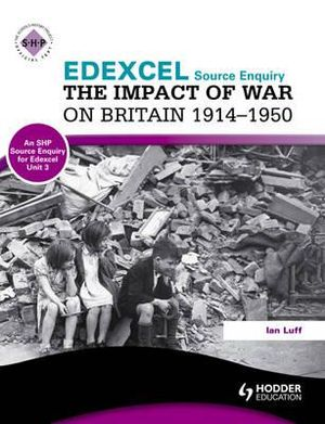 the impact of war on britain Pgce history subject knowledge and pedagogy development: create a free website powered by.