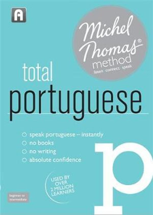 Total Portuguese with the Michel Thomas Method - Virginia Catmur