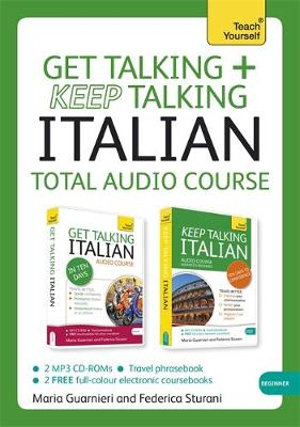 Get Talking and Keep Talking Italian Pack - Maria Guarnieri