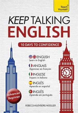 Keep Talking English - Rebecca Moeller