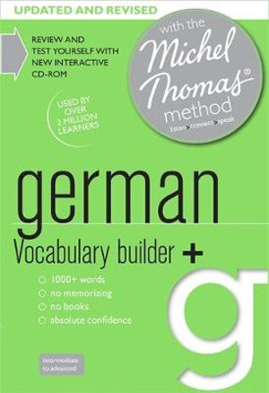 German Vocabulary Builder+ with the Michel Thomas Method - Marion O'Dowd