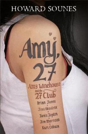 Amy 27  : Export Edition - Howard Sounes