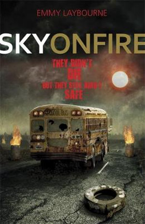 Sky on Fire - Emmy Laybourne