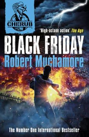 Black Friday : CHERUB Series 2 : Book 3 - Robert Muchamore