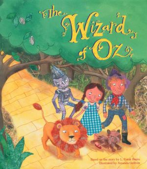 the wizard of oz l frank Today is the 156th birthday of l frank baum, author of the wonderful wizard of  oz, and the book's original introduction gives insight into how baum wanted the.