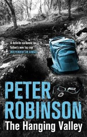 The Hanging Valley : The Inspector Banks Series : Book 4 - Peter Robinson