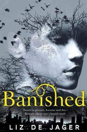 Banished : The Blackhart Legacy : Book One - Liz de Jager
