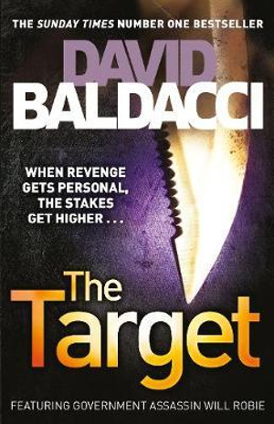 The Target : Will Robie : Book 3 - David Baldacci