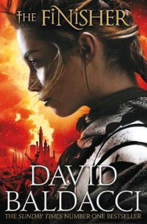 The Finisher : Vega Jane - David Baldacci
