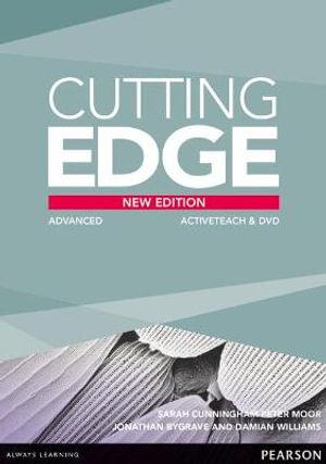 Cutting Edge Advanced Active Teach : Cutting Edge - Araminta Crace