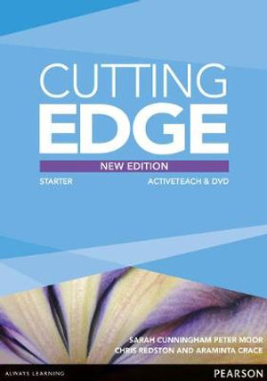 Cutting Edge Starter New Edition Active Teach : Cutting Edge - Araminta Crace