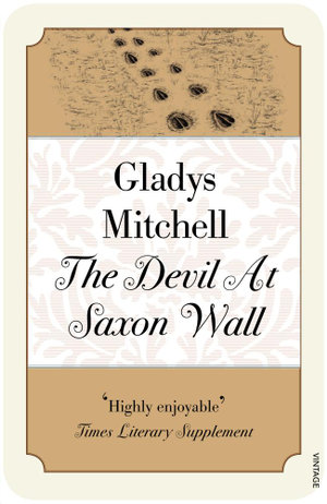 The Devil at Saxon Wall - Gladys Mitchell