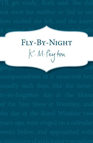 Fly-By-Night - K M Peyton