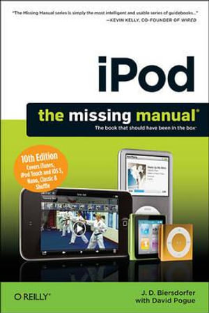 iPod : The Missing Manual - J.D. Biersdorfer
