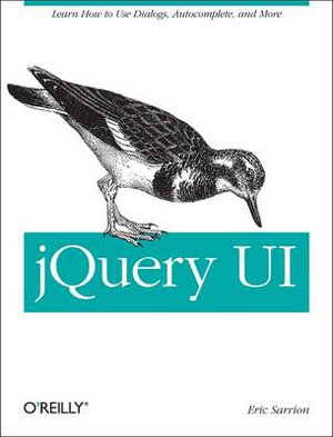 jQuery UI : OREILLY AND ASSOCIATE - Eric Sarrion