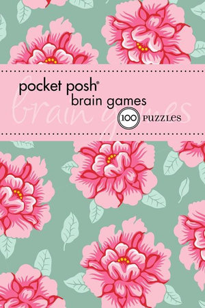 Pocket Posh Brain Games 5 : 100 Puzzles - The Puzzle Society